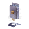 Vertical single cylinder electric lock