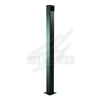 CAME CSSN black anodised aluminium column