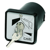 CAME SET-I flush-mounted key switch