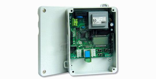 bft rigel 4 control panel manual